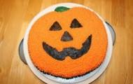 imagen torta de halloween