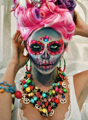maquillaje-catrina-peinados-disfraz