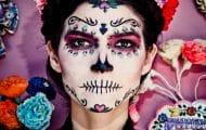 maquillaje-sencillo-calavera-mexicana-2