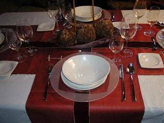 32 ideas de mesas navideas para decorar en Navidad Mujeres Femeninas