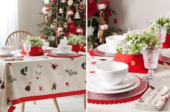 mesas-navideñas-sencillas