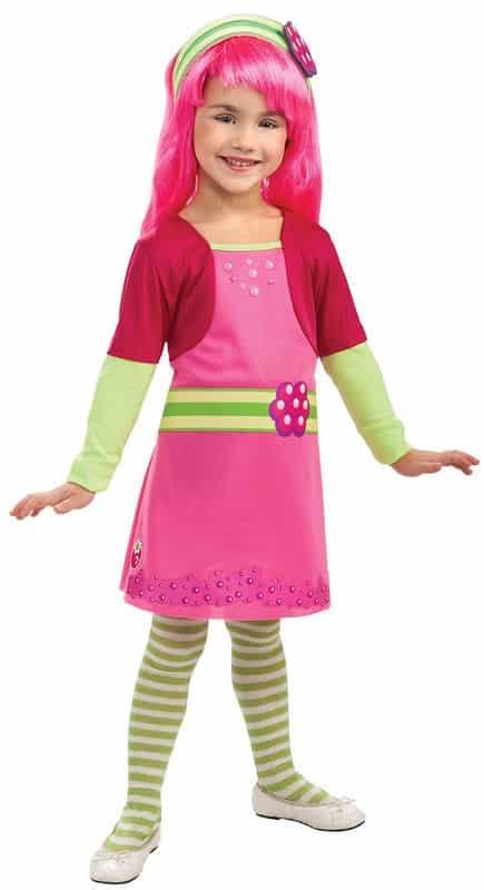 Strawberry Shortcake Halloween Costume