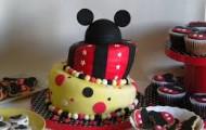 pastel Mesa dulce Mickey