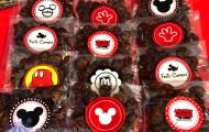 pop cakes Mickey