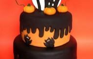 tortas de halloween