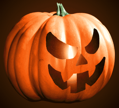 Como Hacer Calabazas De Halloween Originales De Papel Y En Foami - Calabaza-de-papel