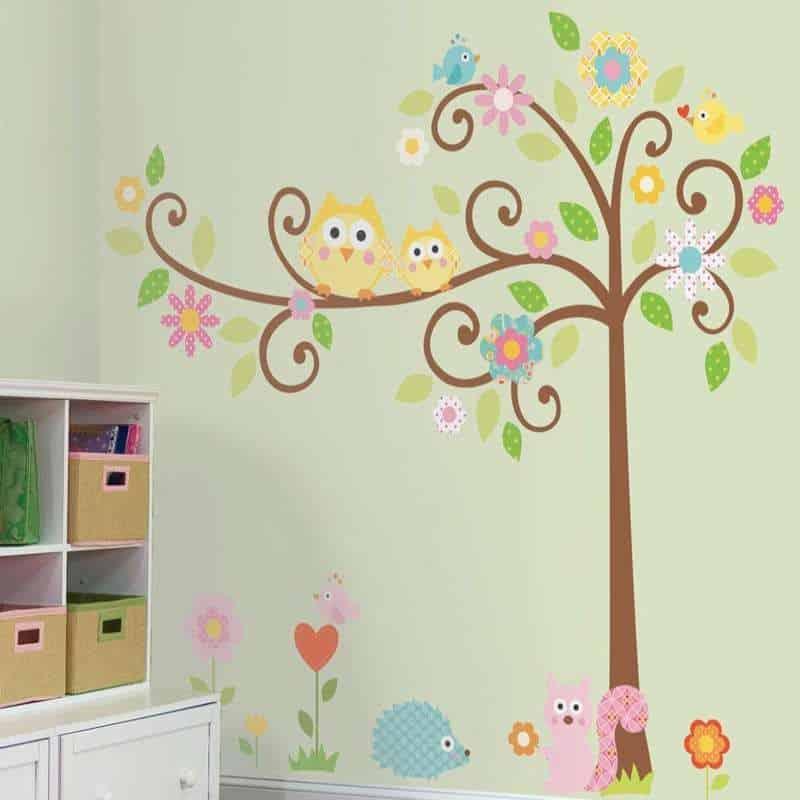 vinilos-infantiles-arbol-con-animales-decoracion-infantil