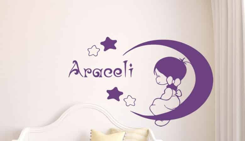 Vinilos Infantiles Decorativos Para Pared Increibles