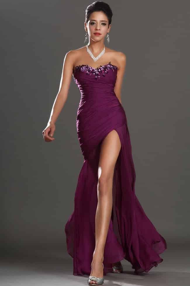 932b14173 Vestidos de fiesta colección 2019 de noche y cocktail - Mujeres ...