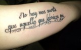 Frases para Tatuajes de Mujeres