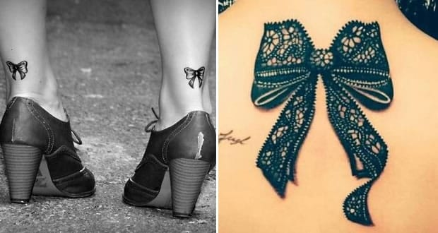 Tatuajes-de-moños-o-lazos-para-mujeres