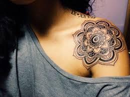 17 Razones Para Hacerte Un Tatuaje Femenino En El Hombro Mujeres - Tatuajes-hombro-y-brazo-mujer