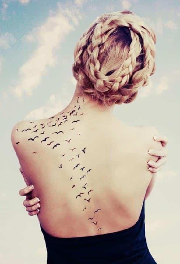 Tatuajes pequeños para mujeres fotos