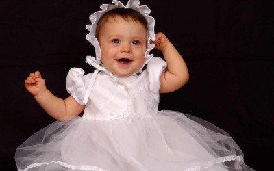 Trajes de bautizo para bebes