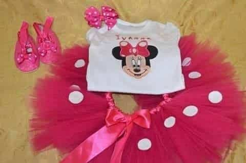 Tutu Minnie Mouse
