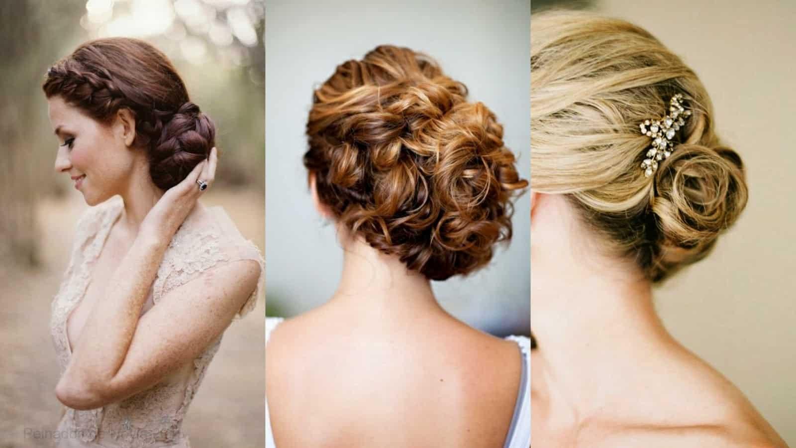 Peinados 2018 tendencias para novias y nuevos cortes de pelo