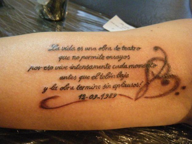 frases,emotivas,brazos,tatuajes
