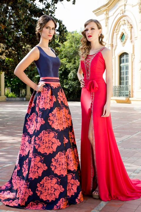 1d1bbd7af5128 Vestidos Largos de Fiesta para Bodas Elegantes de Noche y Baratos