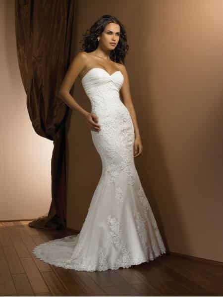 Los mejores vestidos de casamiento apretados 2016 1