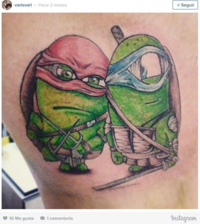 minions-tortugas-ninja-tatuaje