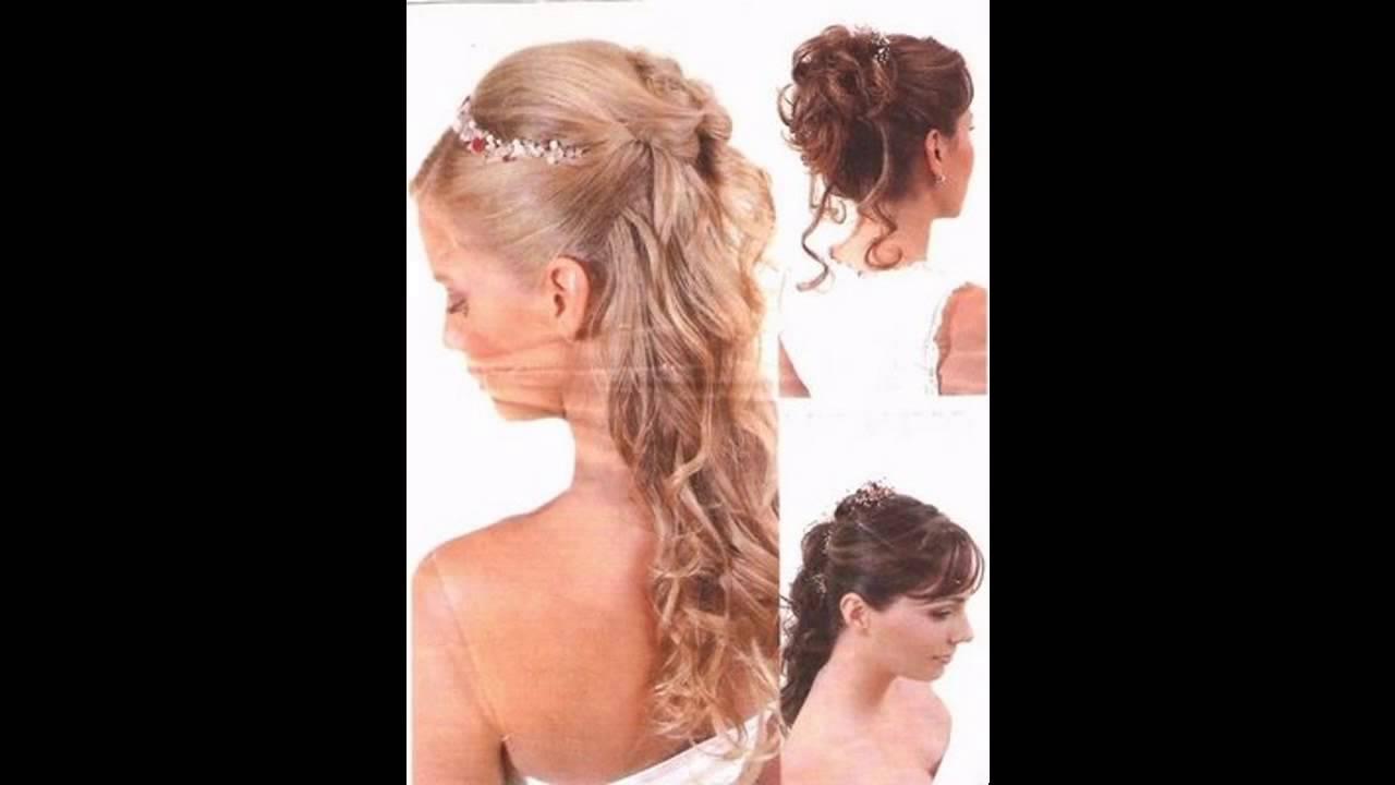 Peinados 2018 tendencias para novias y nuevos cortes de - Peinados actuales de moda ...