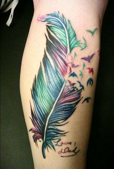 plumas-colores-tatuajes