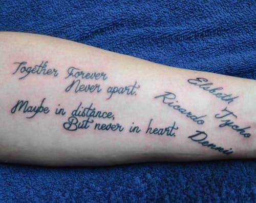Frases Para Tatuajes De Mujer En El Brazo Fotos Con Las