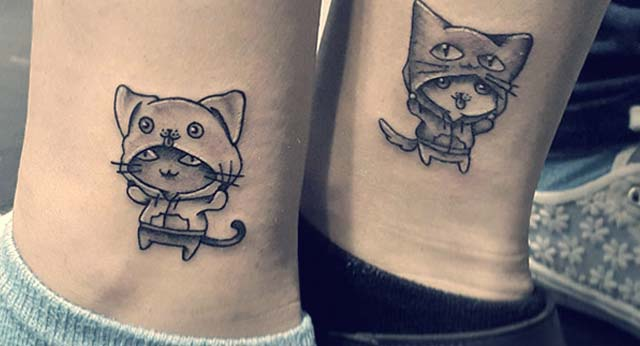 100 Ideas De Tatuajes Para Mejores Amigas Pequenos Mujeres