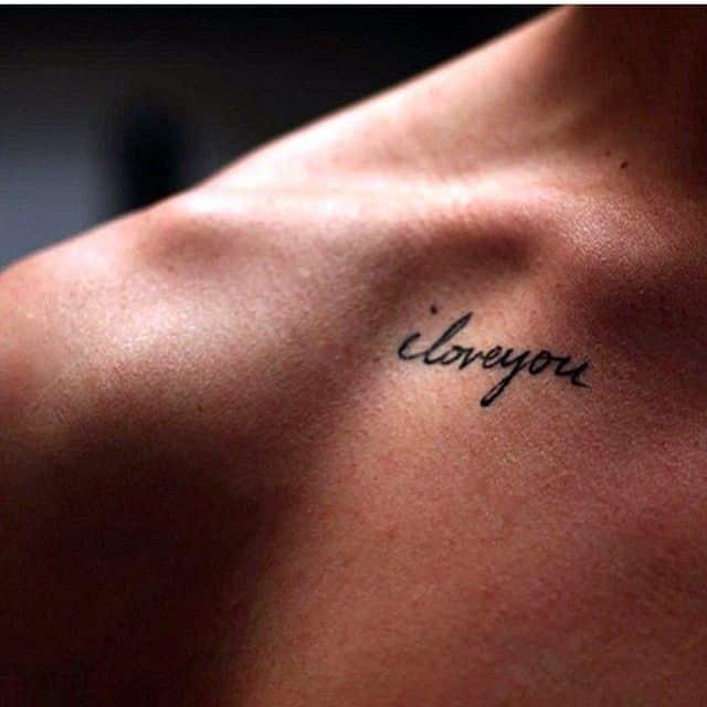 73 Tatuajes En La Clavícula Delicados Y Pequeños Mujeres