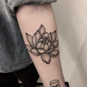 tatuajes japoneses blanco negro