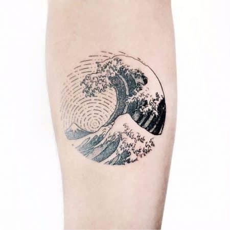 tatuajes japoneses pequenos mujeres