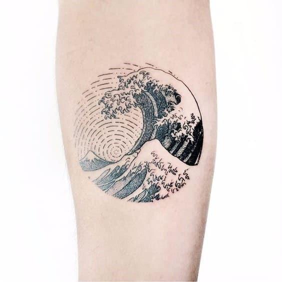 107 Ideas Tatuajes Japoneses Significado Para Hombres Y Mujeres - Tatuajes-de-simbolos-y-su-significado