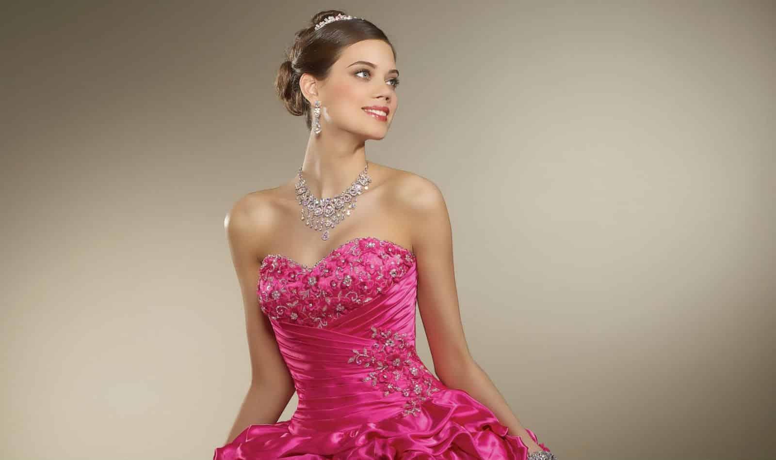 fef4af9e6 Los mejores vestidos de 15 años que toda quinceañera desea - Mujeres  Femeninas