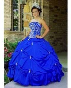 vestido-15-anos-azul-satin-corset-bordado