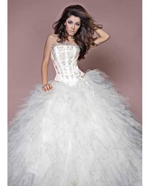 85cf192ed Los mejores vestidos de 15 años que toda quinceañera desea - Mujeres ...