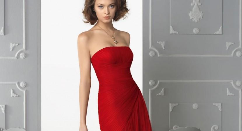 Vestidos de fiesta para mujeres jovenes