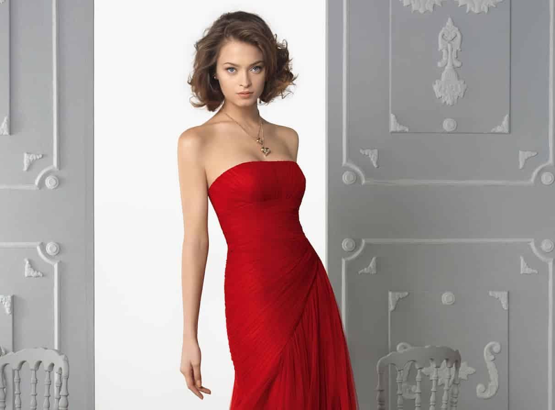 aa46f6dc7d Vestidos de fiesta colección 2019 de noche y cocktail - Mujeres Femeninas