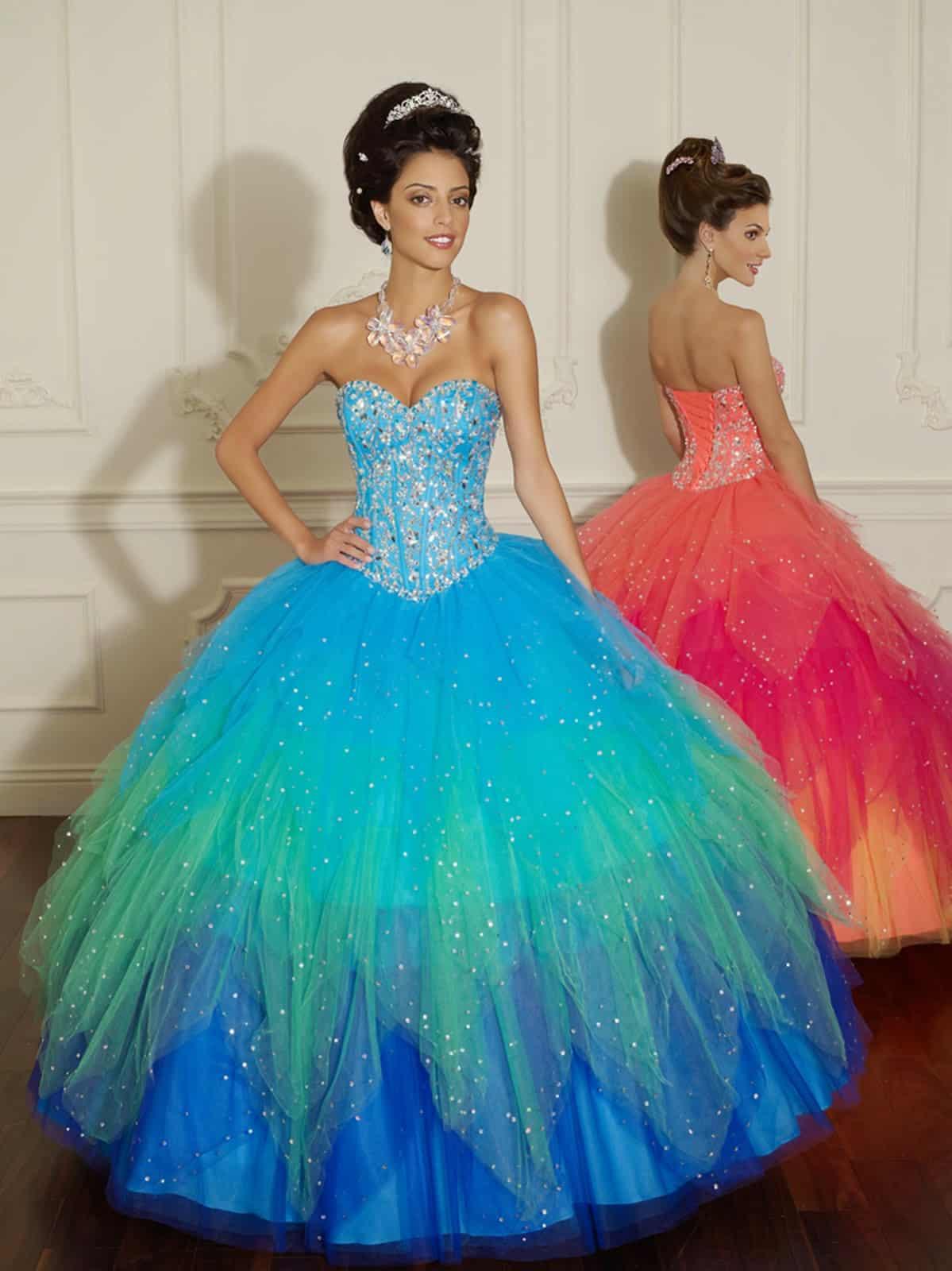 76ee854cd2 Los mejores vestidos de 15 años que toda quinceañera desea - Mujeres ...
