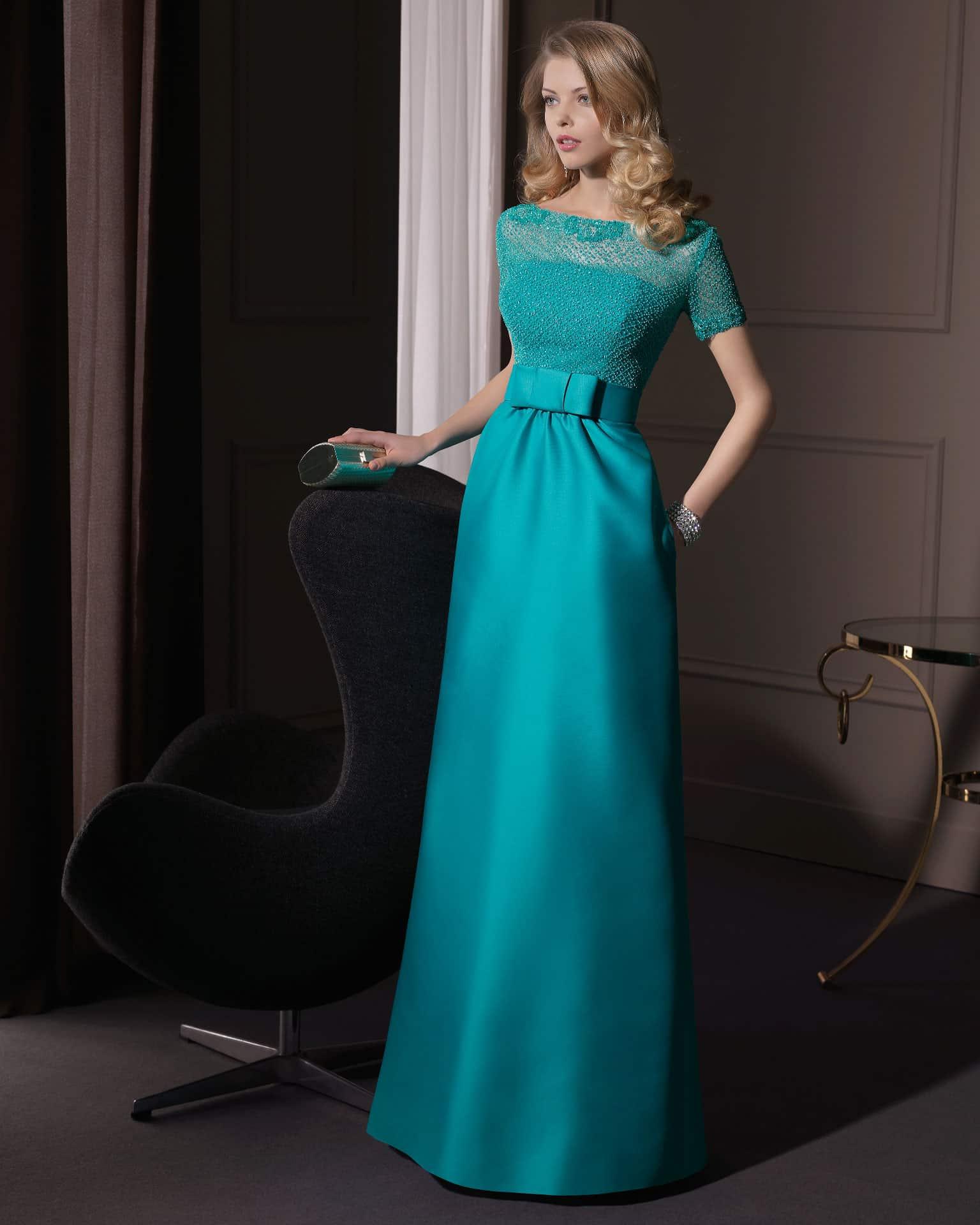 cf97f769f2a Vestidos de fiesta colección 2019 de noche y cocktail - Mujeres ...
