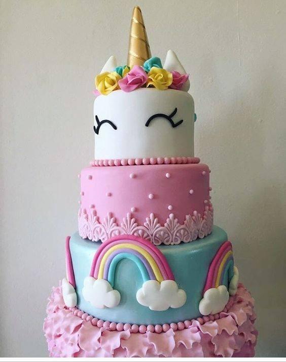 37 ideas de pasteles de unicornios f cil paso a paso for Pisos en la corredoria