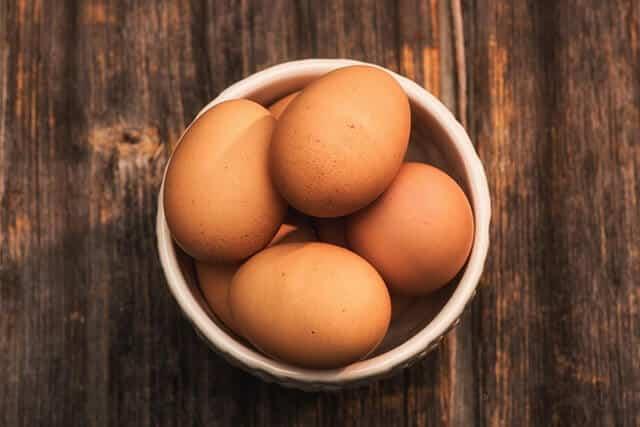 huevos alimentos embarazadas