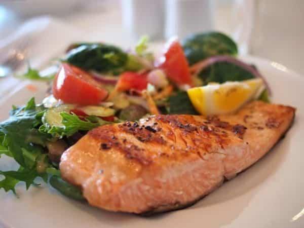 salmon alimentos para embarazadas